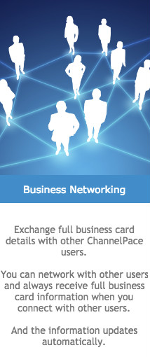 business networking like linkedin facebook connect with other users