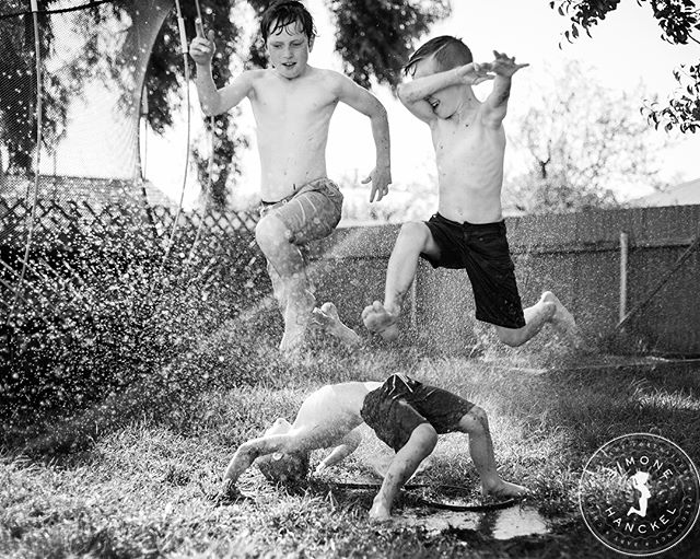 If today isn't perfect 'run under the sprinkler' weather, I don't know what is! These are from the last shoot on 2017 and as usual with these boys, the chaos means we get the coolest results 😊 They're all made for the camera!  @liveclean.whitten #adelaidephotographer #adelaide #adelaidesummer #blackandwhitephotography #nikonaustralia #aippaccreditedprofessionalphotographer #aipp #adelaidechildrensphotographer
