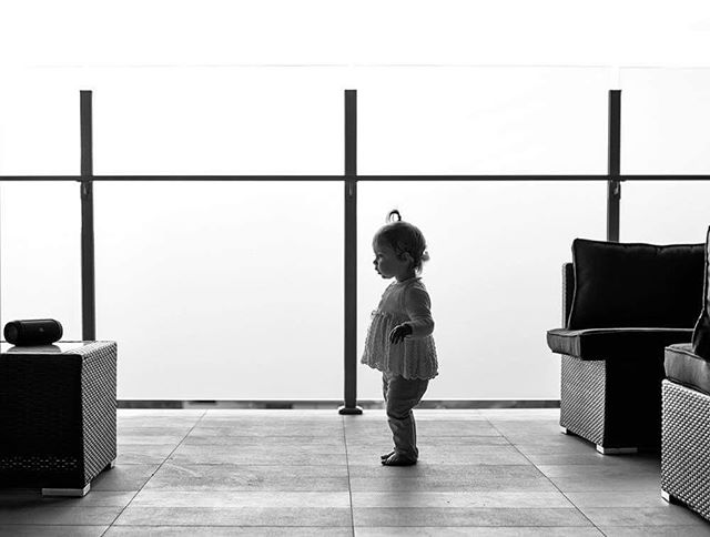 From the archives 😊 I love this tiny dancing queen and her darling tummy and top knot. 😊❤️ . . . #adelaidephotographer #blackandwhitephotography #adelaidechildrensphotographer #adelaide #nikonaustralia #aipp #aippaccreditedprofessionalphotographer #documentaryphotography