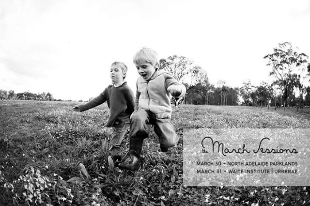 The March Sessions! A short and sweet ramble around a few of Adelaide's best kept secrets. $95 and 40% off prints.  Saturday March 30 & Sunday March 31 :) First in, best dressed!  http://www.simonehanckel.com.au/march-sessions . . . #adelaide #adelaidefamilyphotographer #adelaidemums #minisessionsadelaide #ichoosesa #brandsouthaustralia #sawomanaustralia #blackandwhitephotography #documentaryphotography