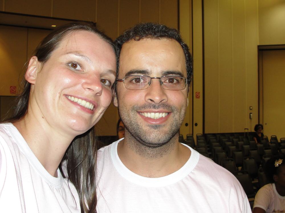 Fagner Rocha, violin professor at Universidade Dederal de Alagoas,Brazil.