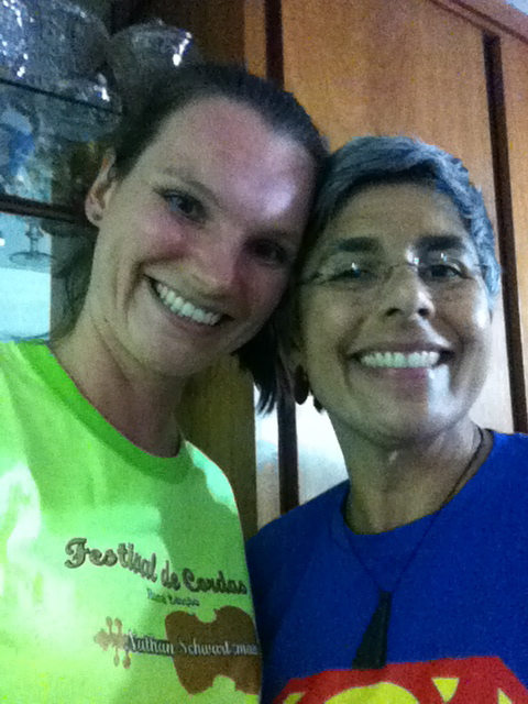 Luiza Volpini, the mastermind of a successful beginner program in Brazil