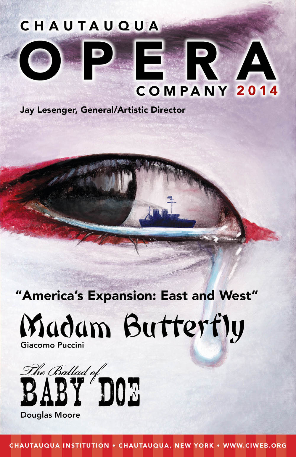 Madam Butterfly  illustration by  Matt Dean