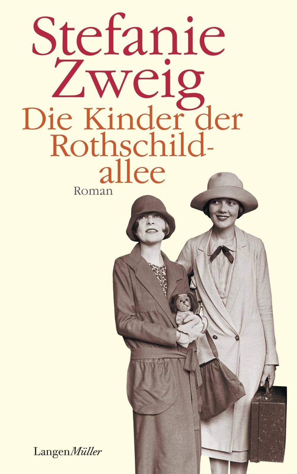 Stefanie Zweig the children of rothschild street german.jpg