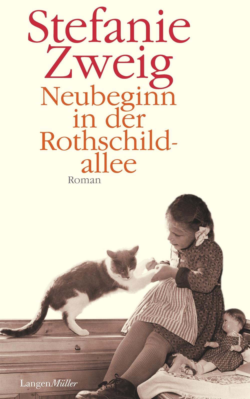 Stefanie Zweig a new beginning on rothschild street german.jpg