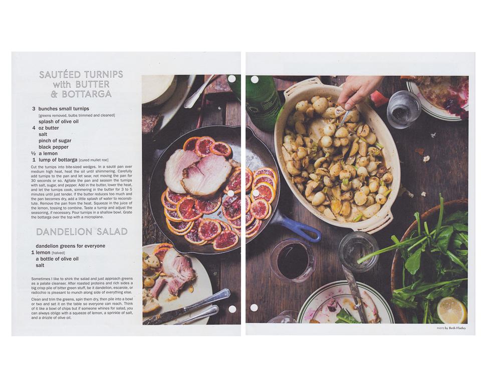 Diner Journal