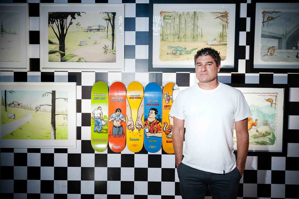 Todd Francis -  The Hundreds