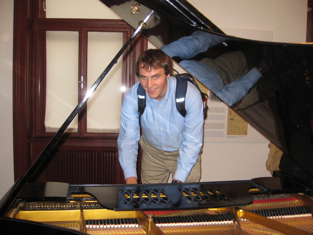 Schoenberg's Piano