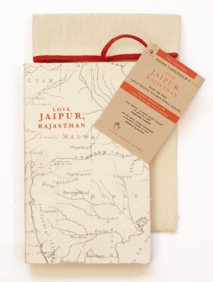 LOVE JAIPUR, RAJASTHAN by Fiona Caulfield