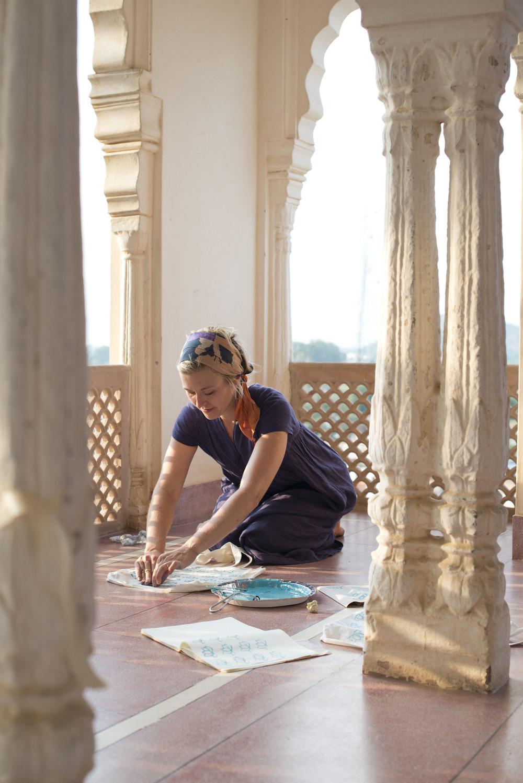 Lotta Jansdotter | India | 2013
