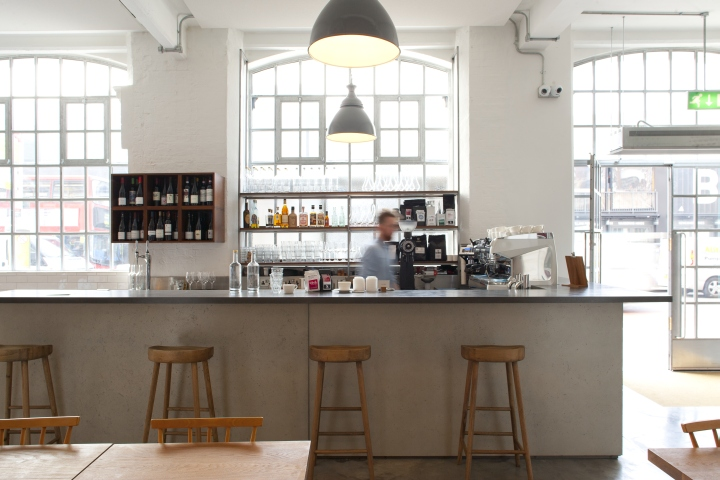 Lyle's Restaurant / Shoreditch, London