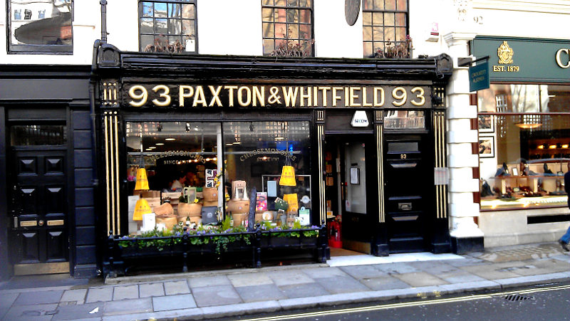 Cheese + Wine Tasting | Paxton + Whitfield