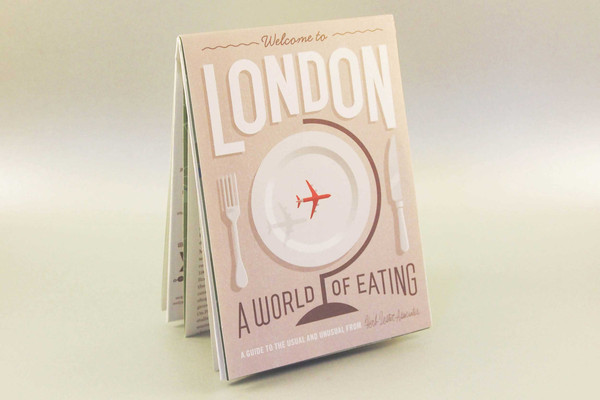 London - A World of Eating | Herb Lester Guides