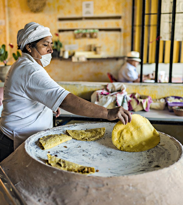 Itanoní Tortillería y Antojería