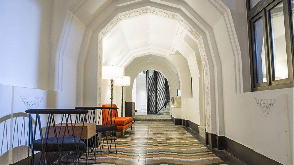 Luciano K Hotel / Santiago