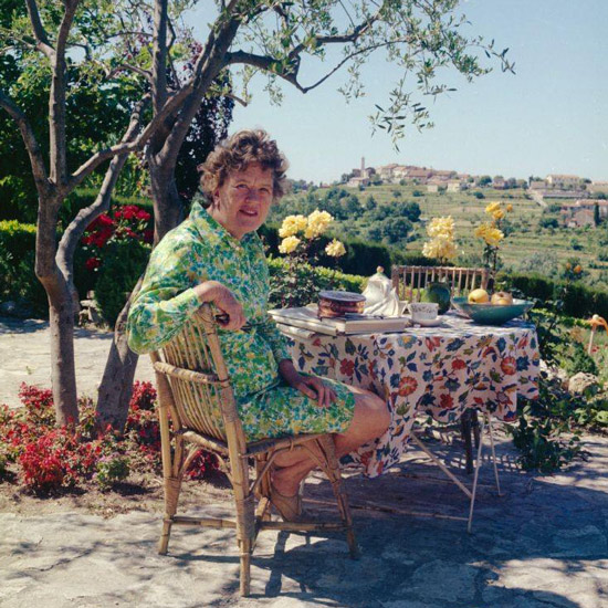 CHATEAUNEUF - GRASSE,FRANCE - FRENCH COUNTRY COOKING IN JULIA CHILD'S HOME /CHATEAUNEUF - GRASSE, FRANCENOVEMBER 11 - 17, 2018 SOLD OUTNOVEMBER 18 - 24, 2018 SOLD OUT