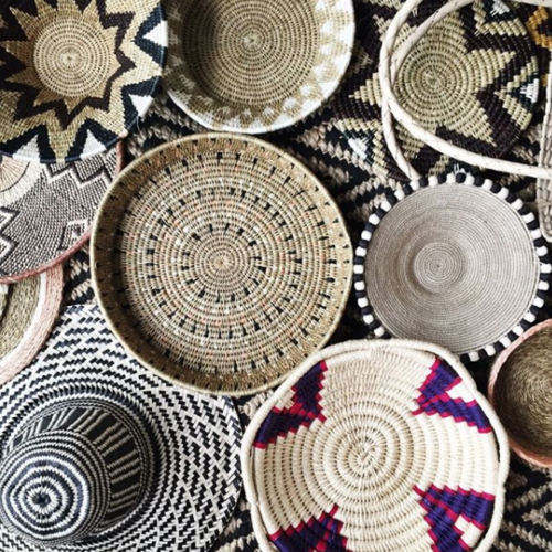 SWAZILAND + SOUTH AFRICA - THE CRAFTS OF SWAZILAND BATIK +  WEAVING + SAFARI IN KRUGER PARK
