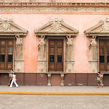 MERIDA, MEXICO - TRAVEL WITH ACE CAMPS TO THE YUCATAN PENINSULA