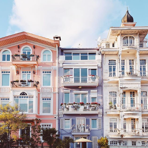 ISTANBUL,,TURKEY - EXPLORE ISTANBUL, TURKEY | FOOD, DESIGN + SHOPPING   SEPTEMBER 5 - 11