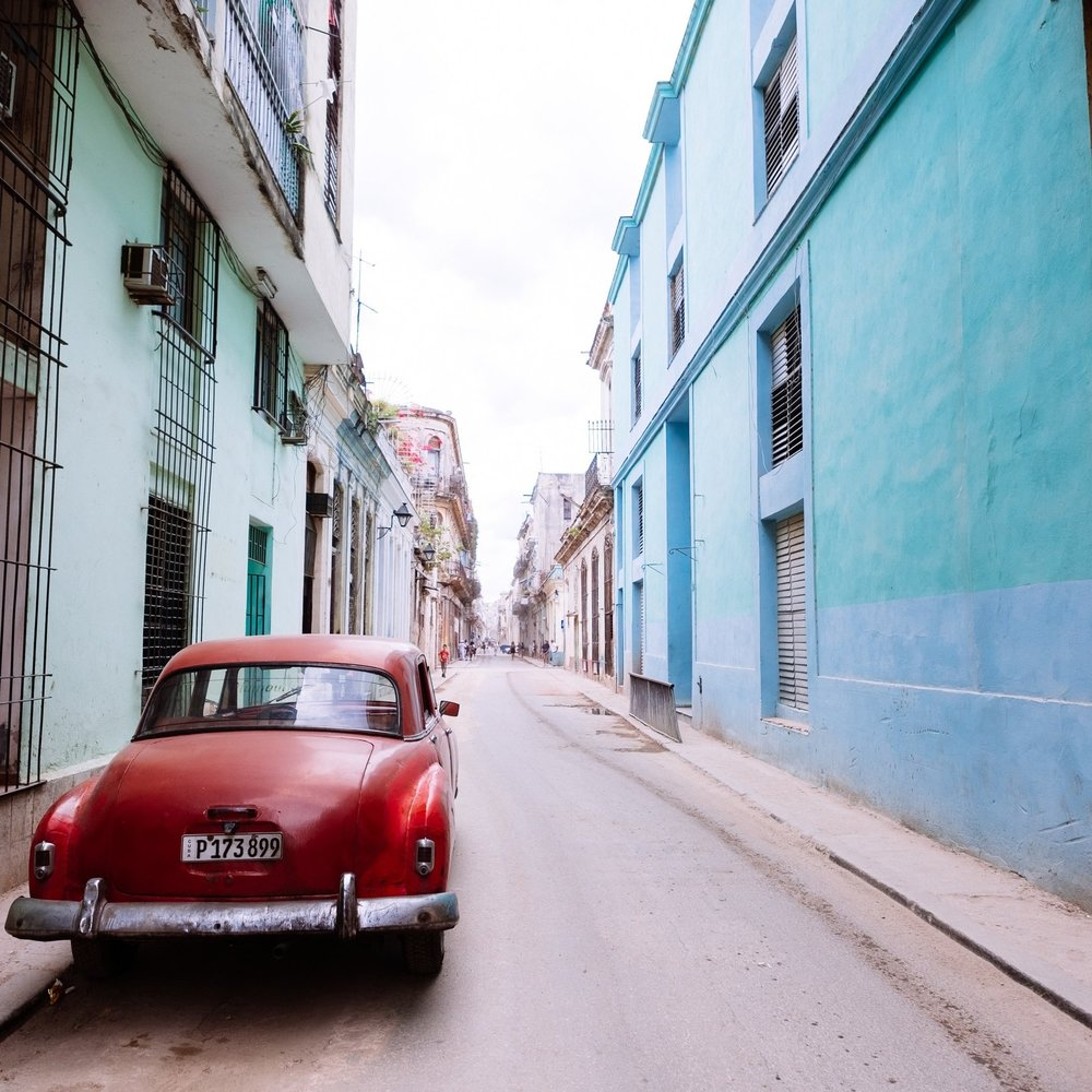 HAVANA,CUBA - EXPLORE CUBA   LEARN ABOUT THE HISTORY, ARTS, FOOD + SALSA NOVEMBER 14 - 19