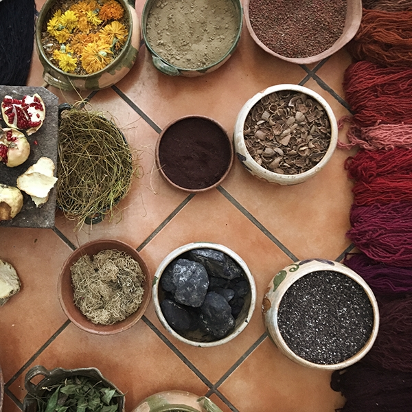 - OAXACA CITY, MEXICOWEAVING WORKSHOP, NATURAL DYEING TECHNIQUES + A CULINARY EXPERIENCE NOVEMBER 11 - 17