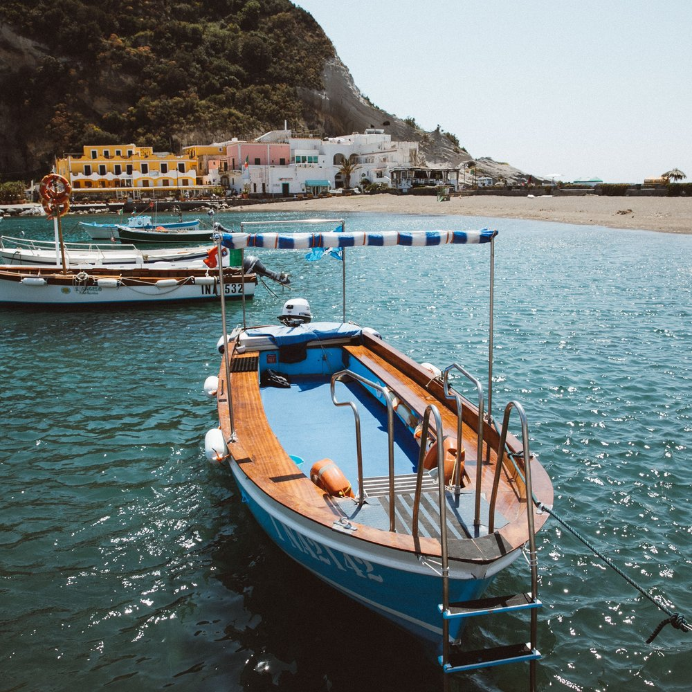 Ischia, Italy - PHOTOGRAPHY WITH LUCY LAUCHT IN THE BAY OF NAPLES