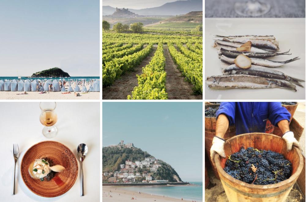Photos: Top R+ Bottom M + Bottom R courtesy of Tenedor Tours /Gabriella Ranelli