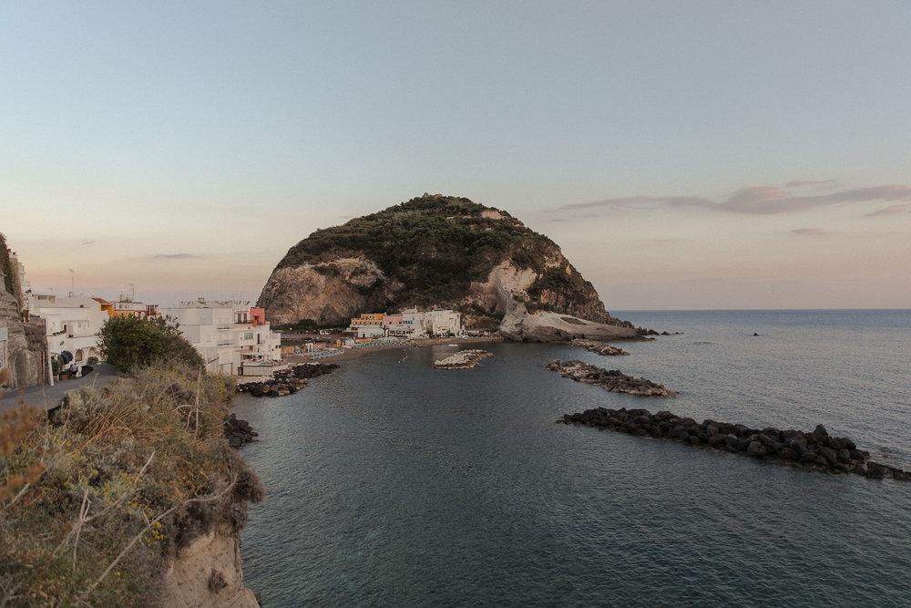 Photo:  Lucy Laucht, Ischia