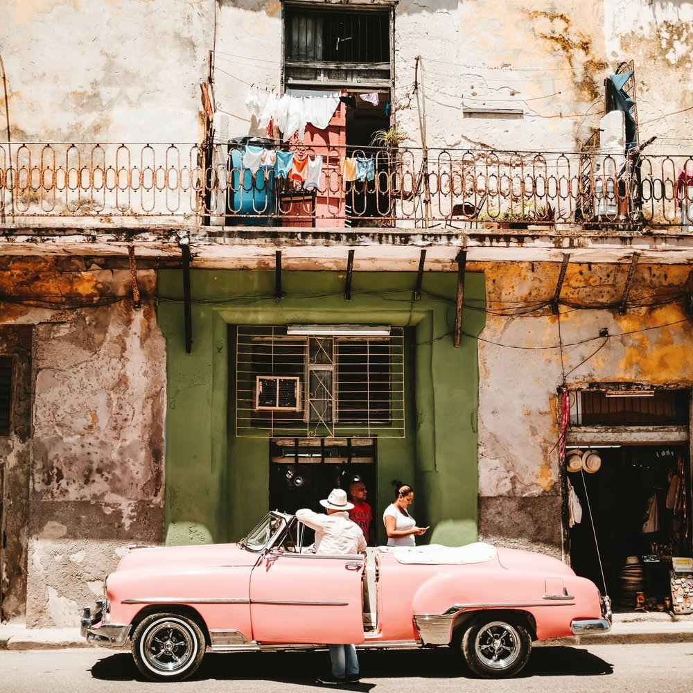 HAVANA, CUBA - Exploring the Culture, Music, Art + Food of Havana + Vinales, Cuba