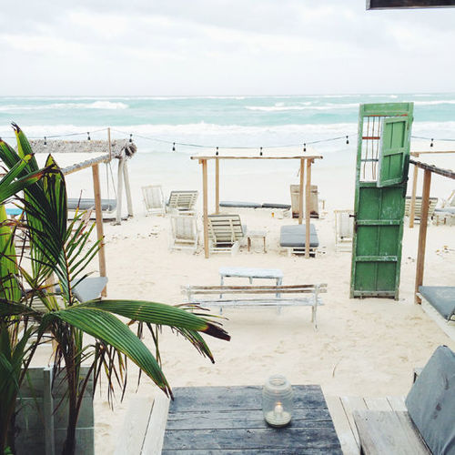 TULUM, MEXICO - Developing Creative Partnerships for Makers + Brands with Rena Tom + Victoria Smith