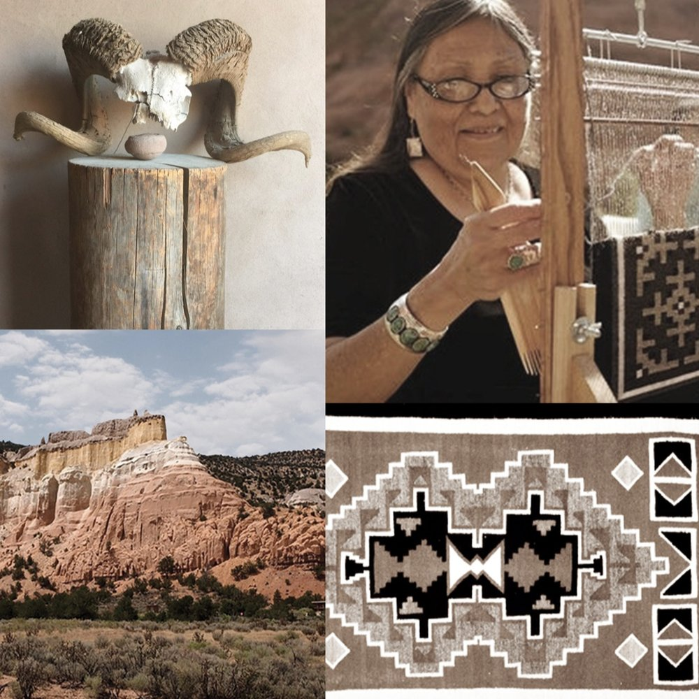 NAVAJO WEAVING IN NEW MEXICO - LYNDA TELLER PETE & BARBARA TELLER ORNELAS | NAVAJO WEAVING | AUGUST 19 - 253 SPOTS AVAILABLE