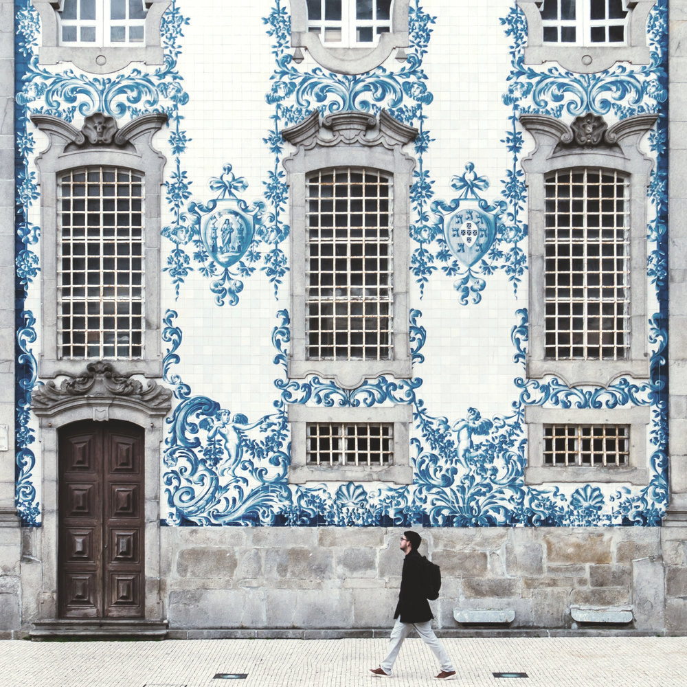 PATTERNS IN PORTUGAL WITH HEATHER MOORE - THE ART OF PORTUGUESE CERAMIC TILES WITH HEATHER MOORE JUNE 2019sold out