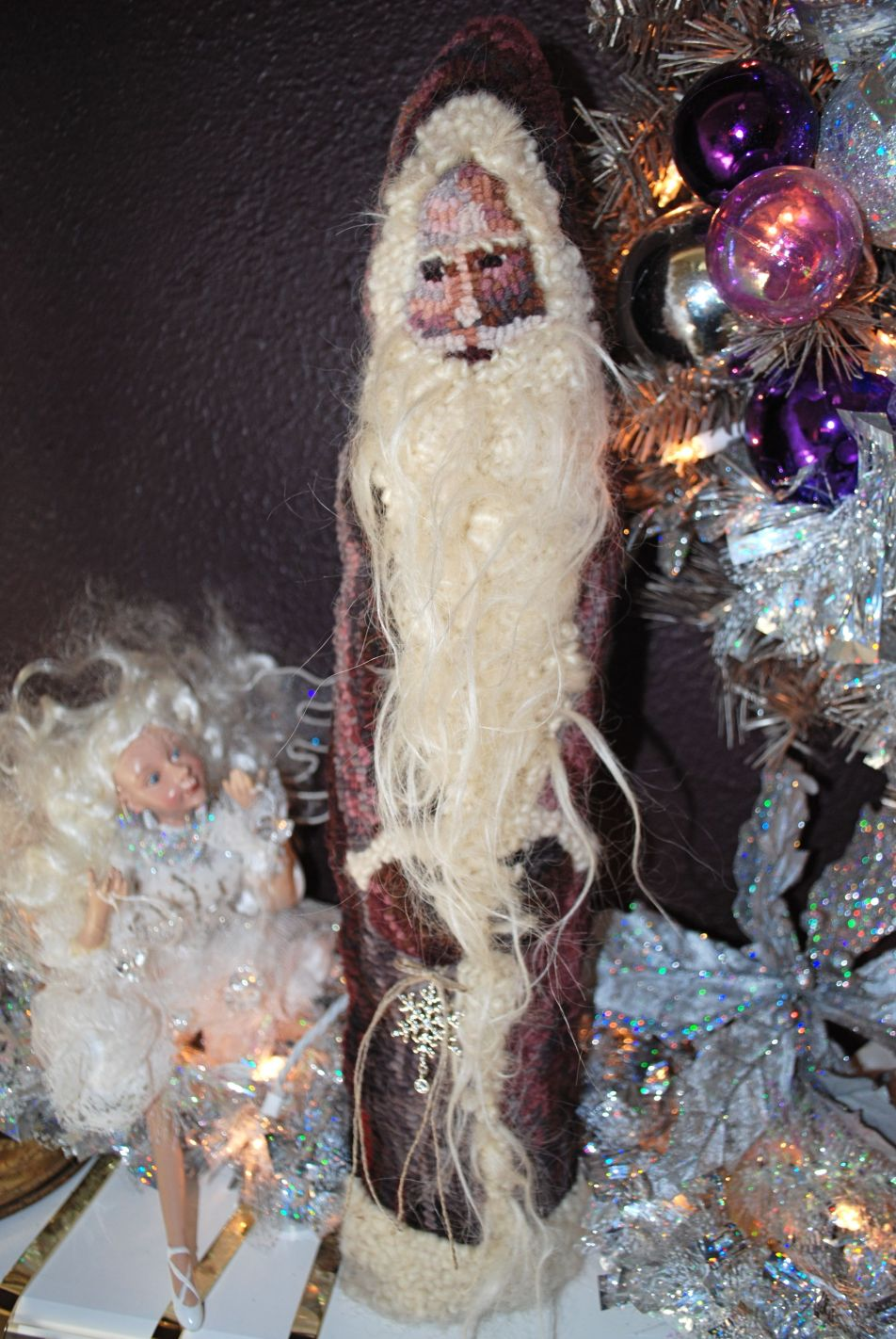 Father Christmas Doll 201