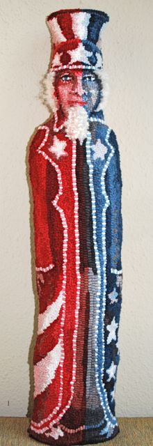 Uncle Sam Doll 2011