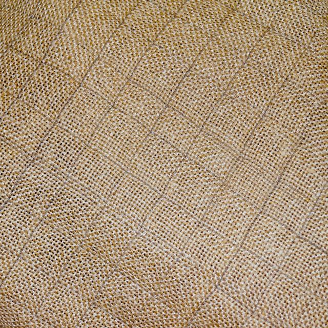 The pattern, a simple inch mat