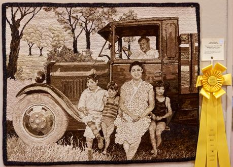 Martellotti's Family Picnic, Liz Marino