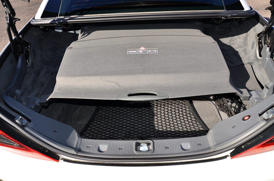 mercedes benz sl63 iwc edition trunk area (2).png