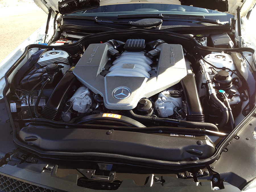 mercedes benz sl63 iwc edition engine detail completed (1).png