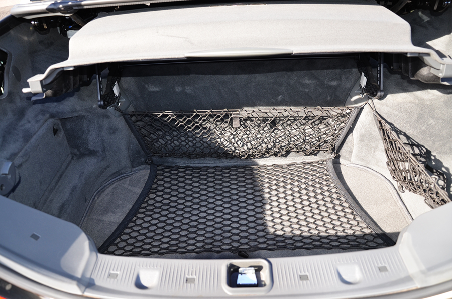 mercedes benz sl63 iwc edition trunk area (1).png