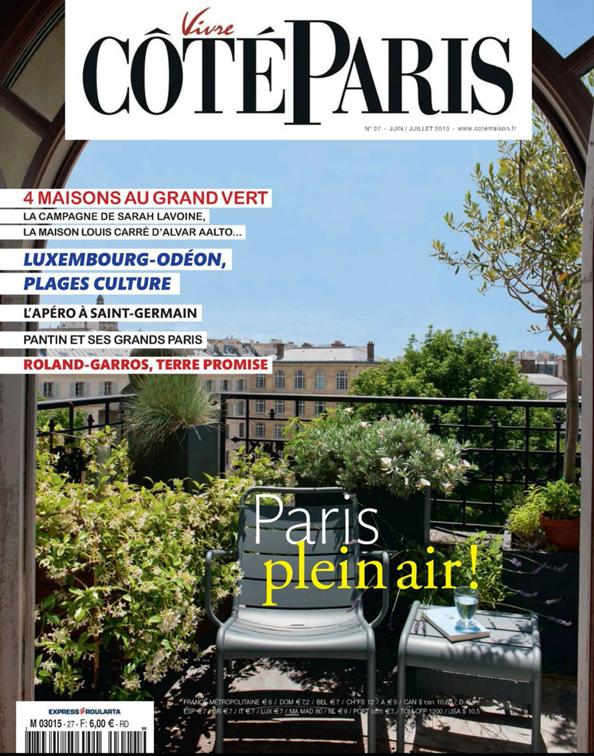 Coté Paris juin 2013