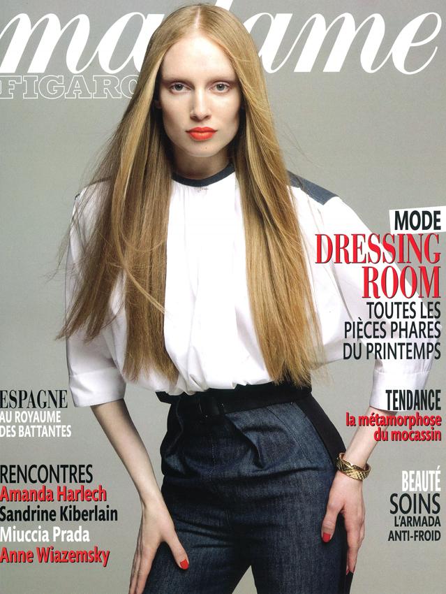 Madame Figaro février 2012