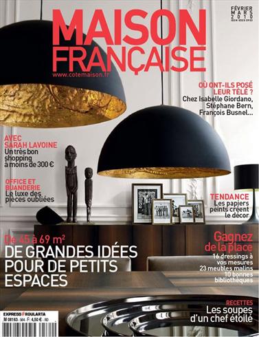 Maison Francaise février 2010