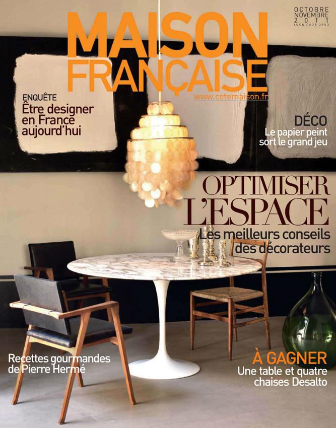 Maison Francaise octobre 2011