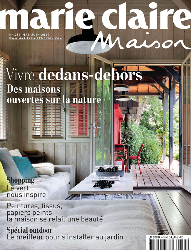 Marie Claire Maison mai 2012