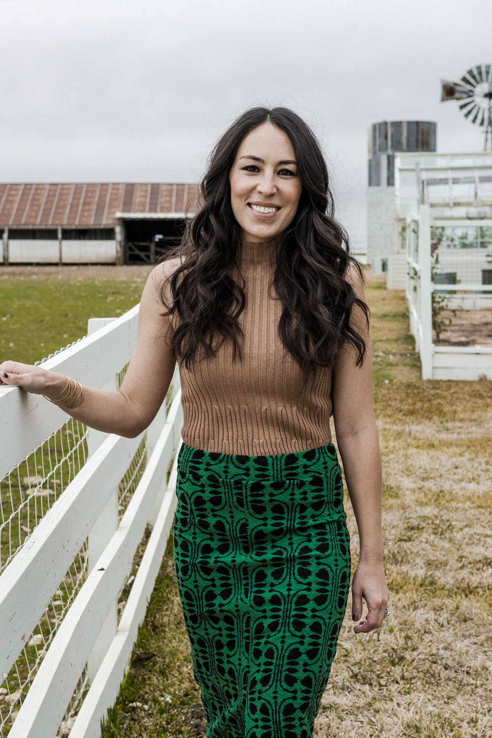 JOANNA GAINES & DARLING MAGAZINE EDITORIAL