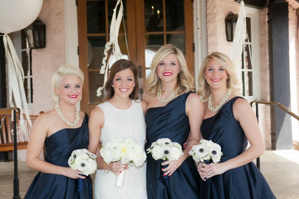 AUSTIN BRIDAL PARTY   BRIDAL BEAUTY