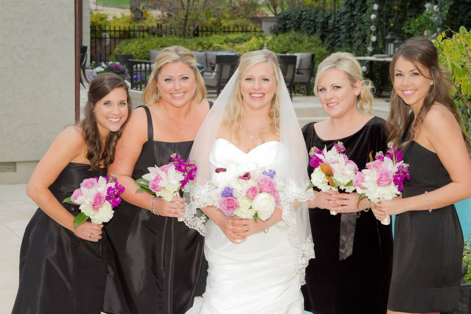 MABREY BRIDAL PARTY   BRIDAL BEAUTY