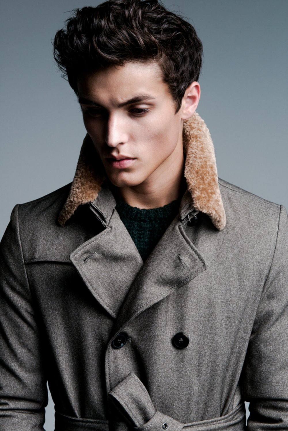COLBY BRITTAIN  DNA MODEL MANAGEMENT NYC, KIM DAWSON AGENCY DALLAS, D'MANAGEMENT MILAN