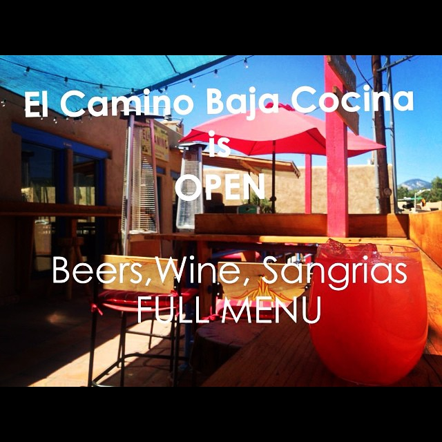 El Camino is Open!