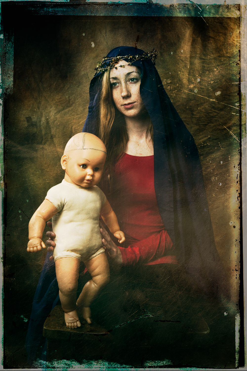 """Madonna and Child""   - Merit Award winner and Viewpoint Photographic Art Center Award winner for Color Photography."